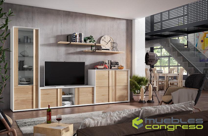 Muebles para salones modernos